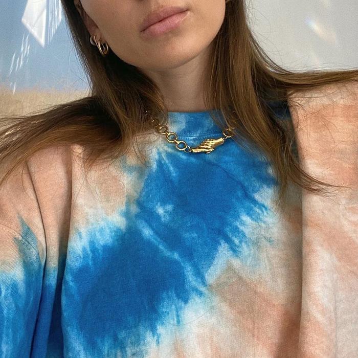 Urban Outfitters Tie-Dye Sweatshirt @rachelnosco