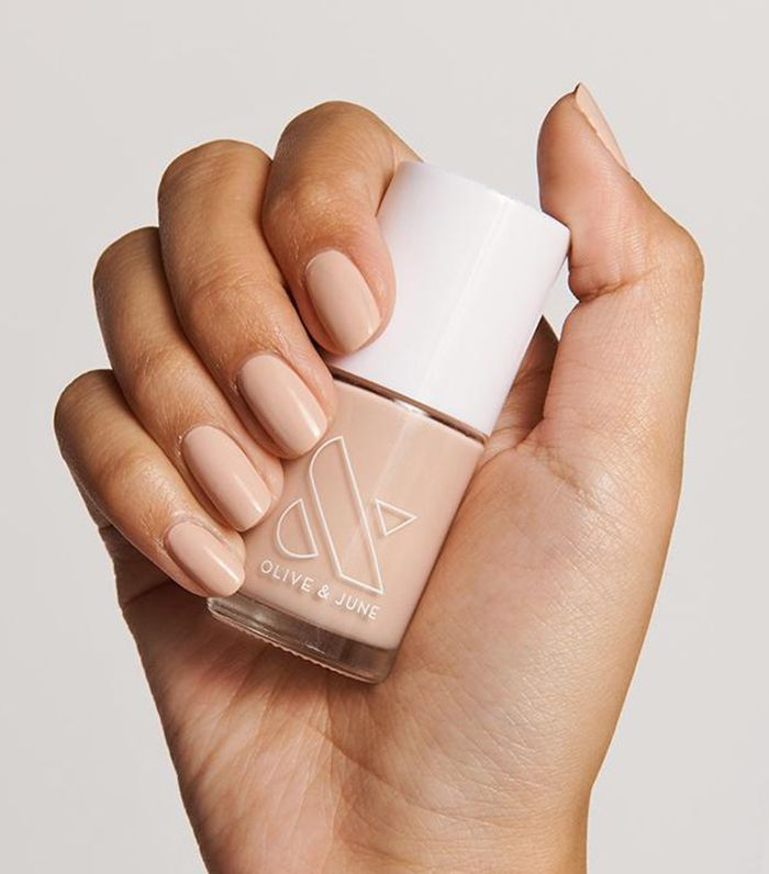 27 Natural Nail Colors That Are Simple And Chic Who What Wear