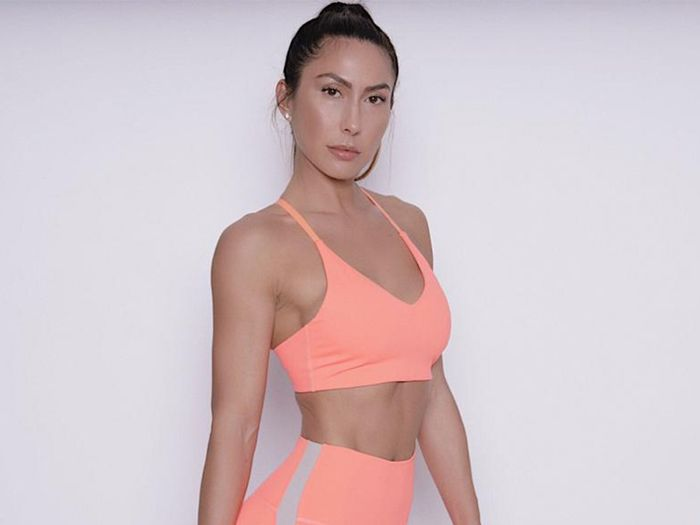 Hailey Bieber's Trainer Shares the Key to a Successful At-Home Workout