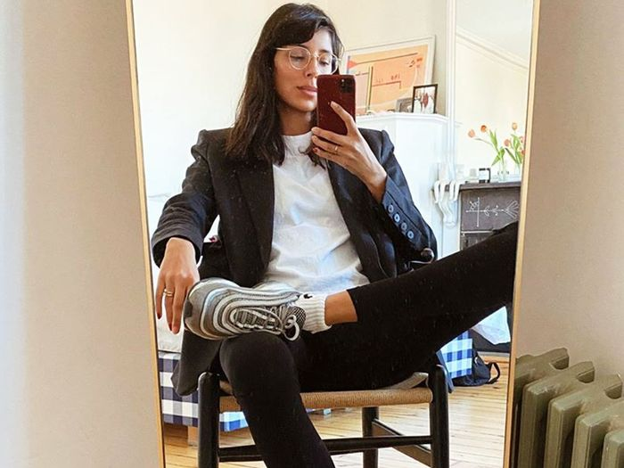 13 Business-on-Top, Casual-on-Bottom Outfit Ideas If Suddenly Zoom Is Your Life