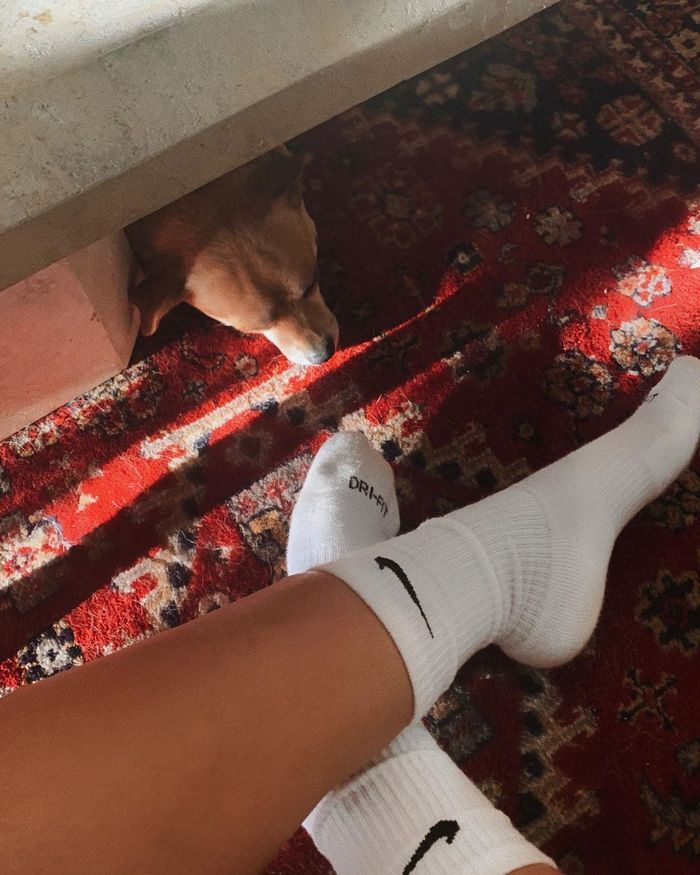 8 Outfits That Prove Nike Socks Are