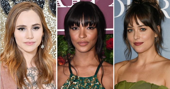 25 Hairstyles That Look Ridiculously Chic With Wispy Bangs