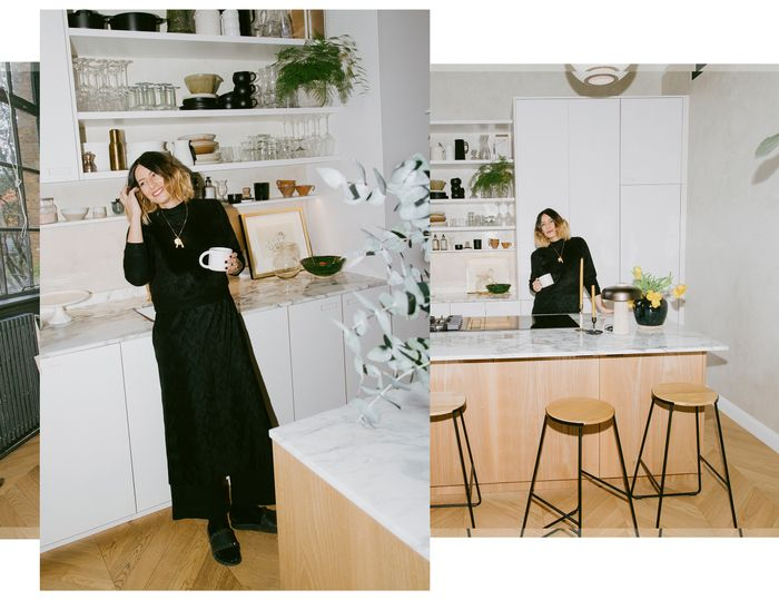 Anna Barnett: Kitchen