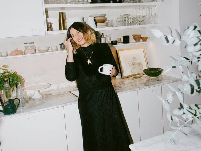 Best Wardrobes in Britain: Anna Barnett