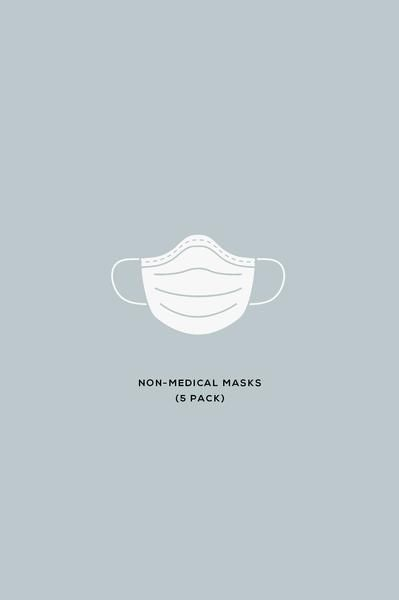 Rails Non-Medical Masks (5 Pack)