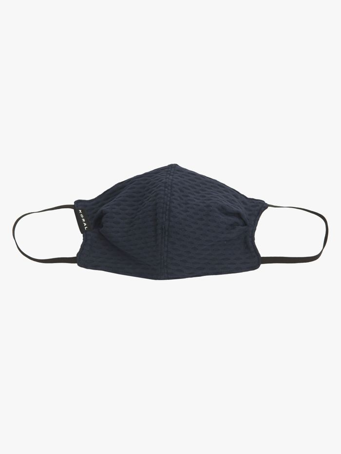Koral Netz Face Mask - Midnight Blue
