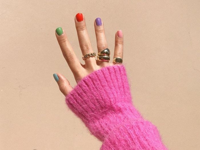 The Simplest Manicure to Try at Home, Courtesy of Our Readers