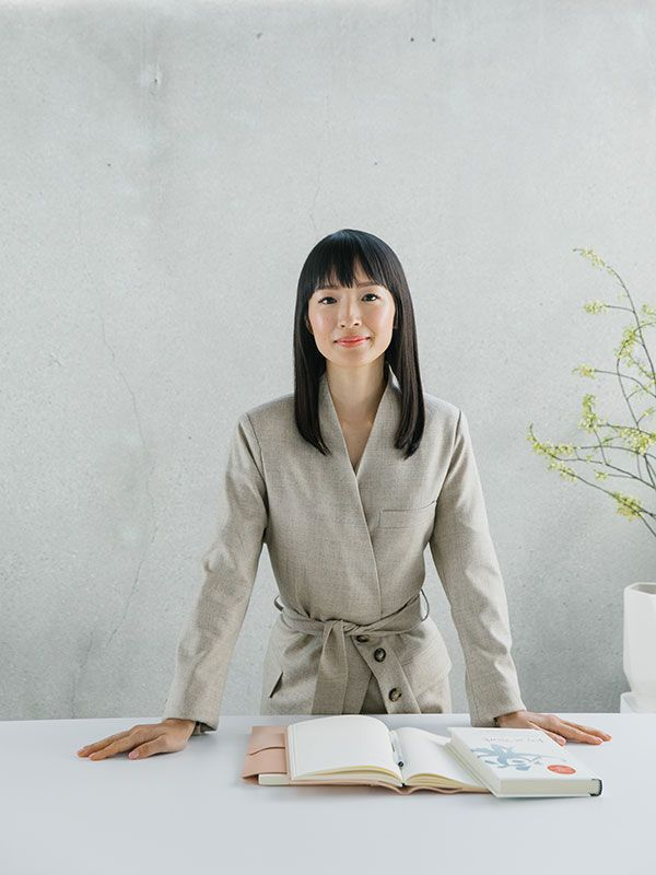 How to Be Productive With Marie Kondo's Work From Home Tips