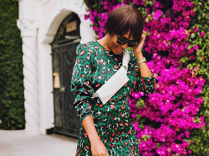 8 Pretty Outfits Featuring Just Dresses and Sneakers