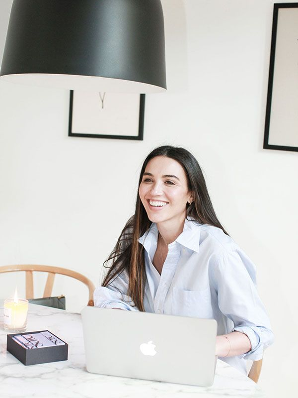 How Saie Beauty Founder Laney Crowell Starts Her Mornings