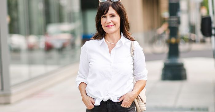 I'm 55 and a former Nordstrom buyer—I think these 8 items look best with jeans