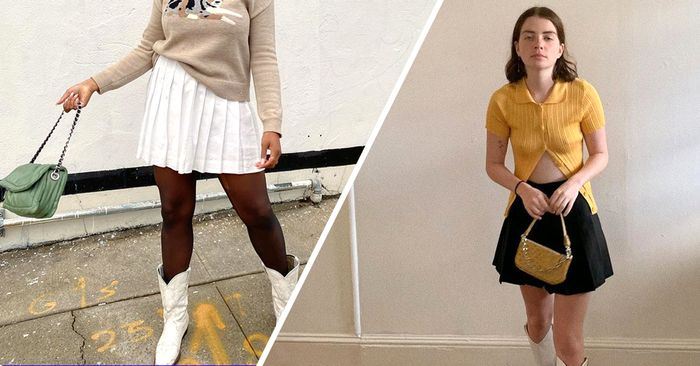 The Skirt Trend Fashion Girls Are Suddenly Obsessed With
