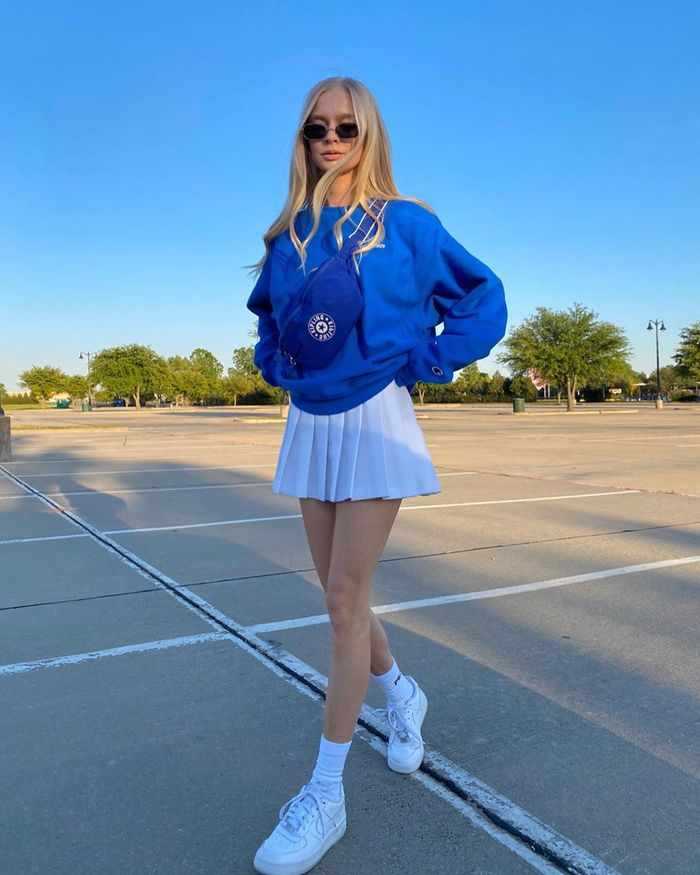 The 13 Best Pleated Miniskirts That Are Trending for 2020 | Who What Wear