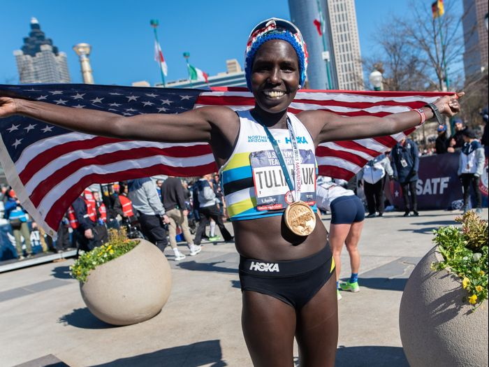 I Am a U.S. Champion Long-Distance Runner—This Is How I Start a Training Day