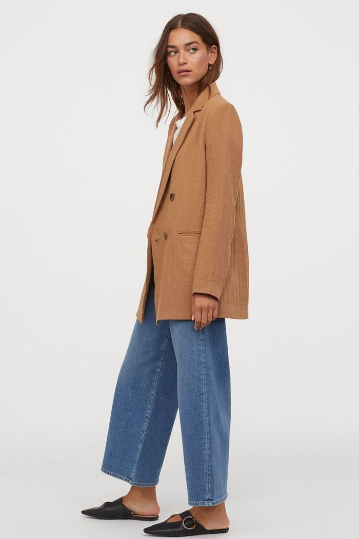 H&M Double-Breasted Jacket