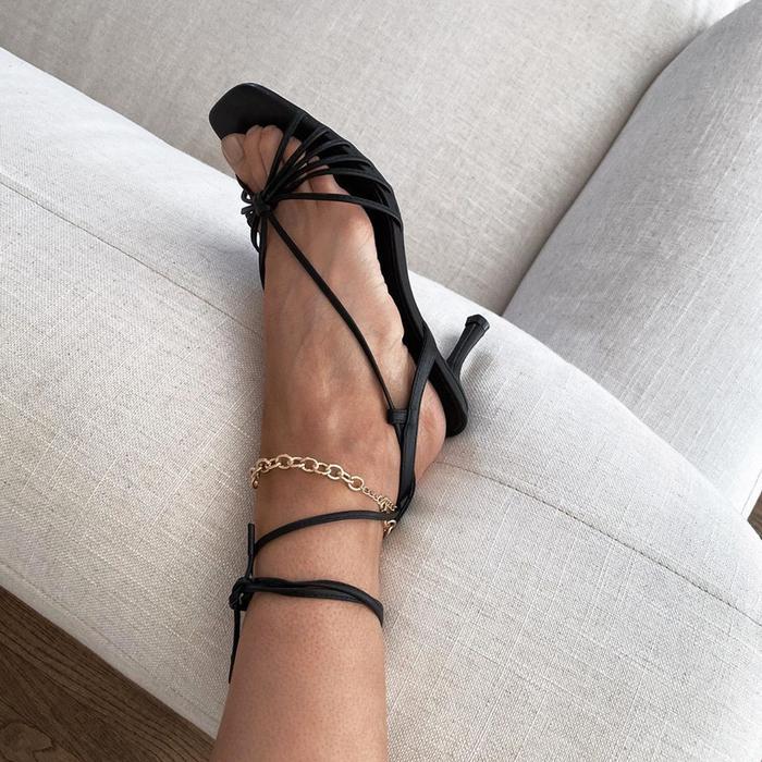Best Black Sandals