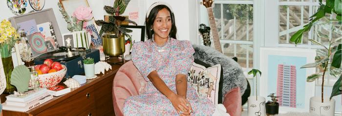 Best Wardrobes in Britain: Zeena Shah