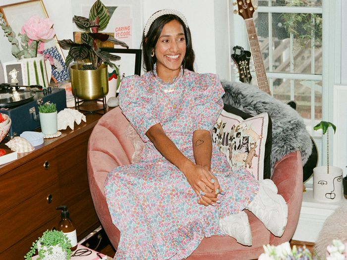 Best Wardrobes in Britain: Zeena Shah