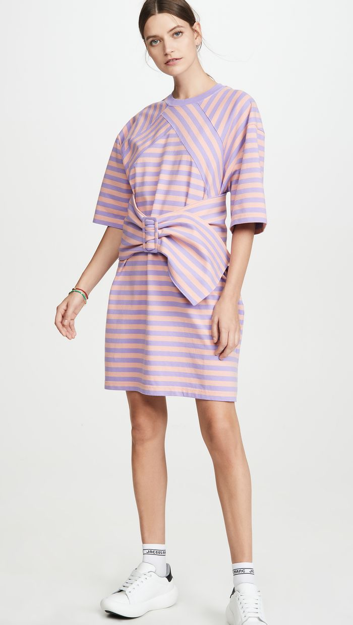 The T-Shirt Dress Is the Ultimate Throw-On Frock for Summer  Who