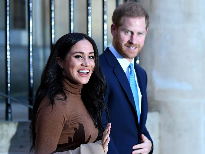 Meghan Markle Just Debuted a Very California Look in Short Shorts With Archie