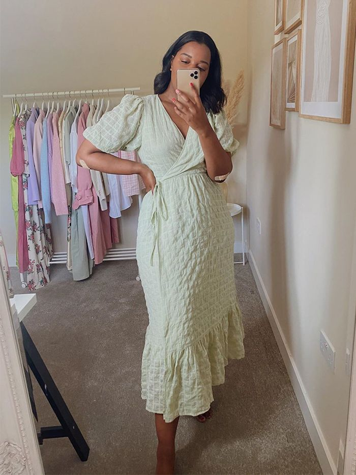 & Other Stories Spring Sale: Midi Dress