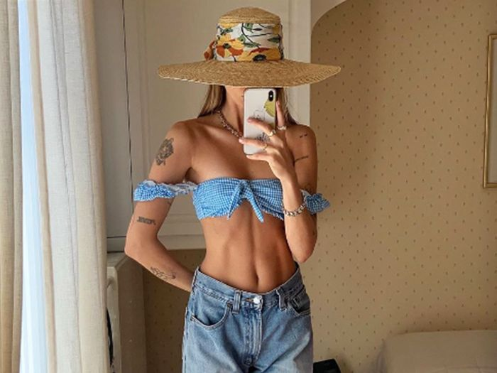 Bedroom Bikinis: 13 Ways Everyone's Wearing Their Swimsuits Inside
