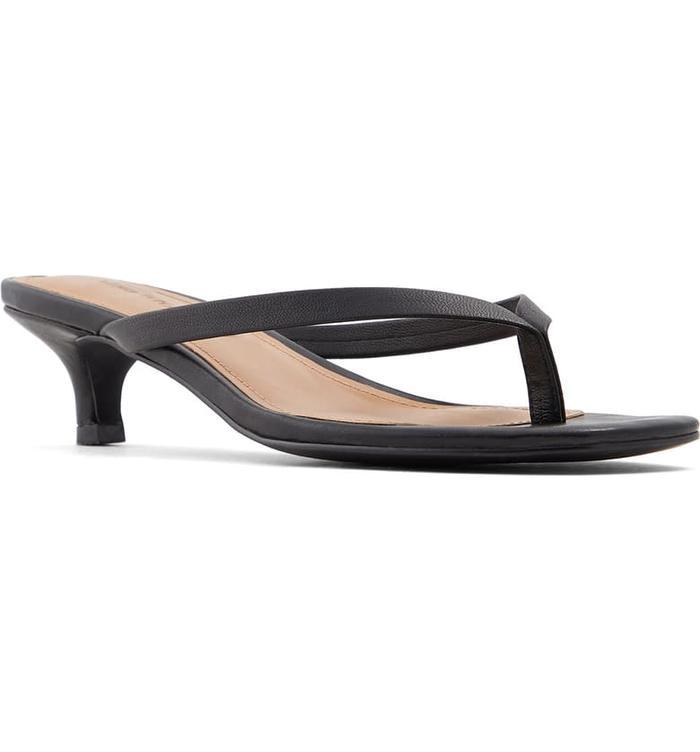 Who What Wear Siena Kitten Heel Sandal