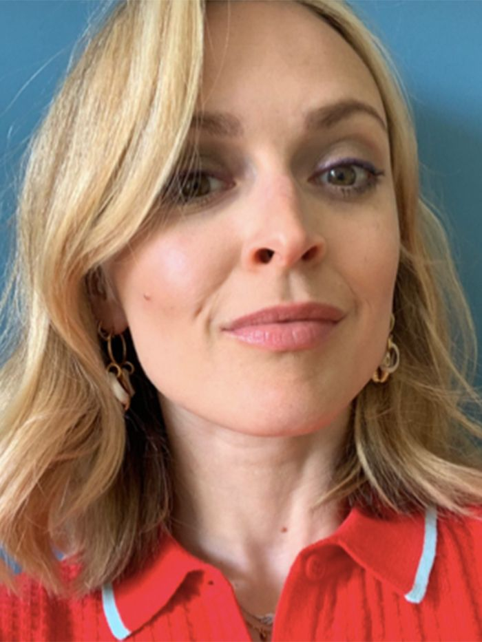 Summer Polo Tops: Fearne Cotton