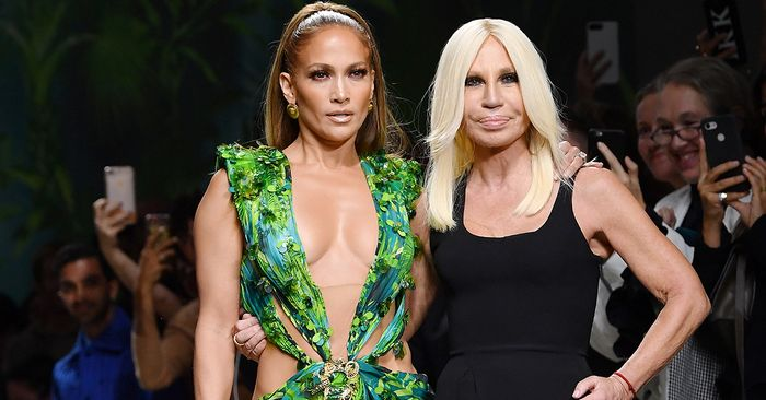 You Can Now Buy THAT J.Lo Green Versace Dress