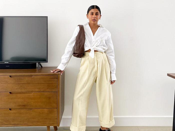 Expensive-looking wardrobe basics
