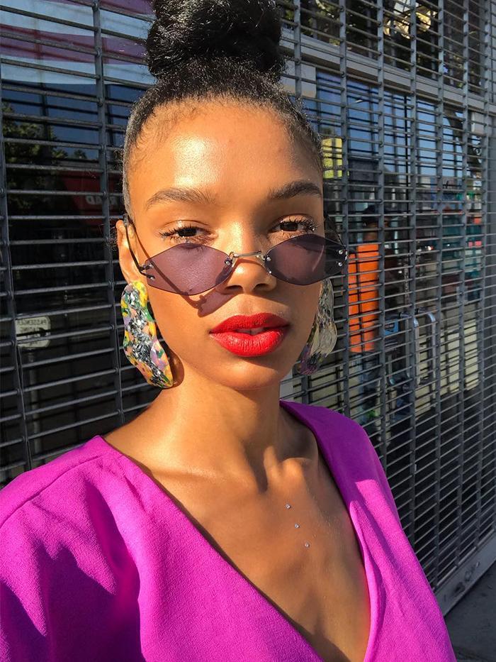 Easy-To-Use Makeup: @olanthamoran
