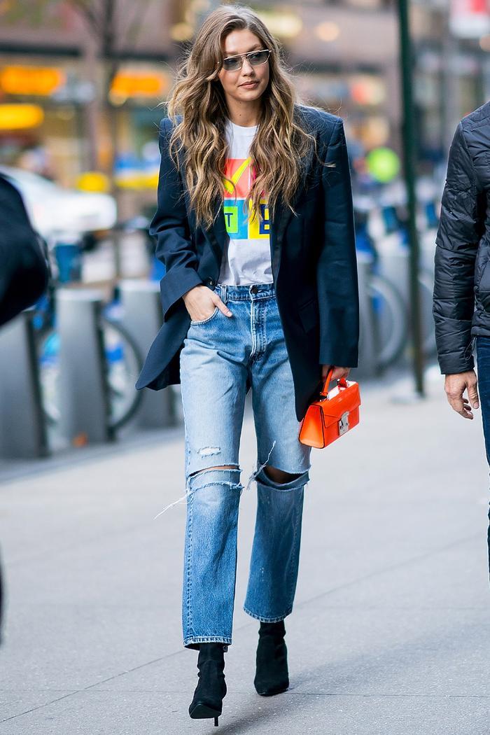 Gigi Hadid Stylist: Mimi Cuttrell