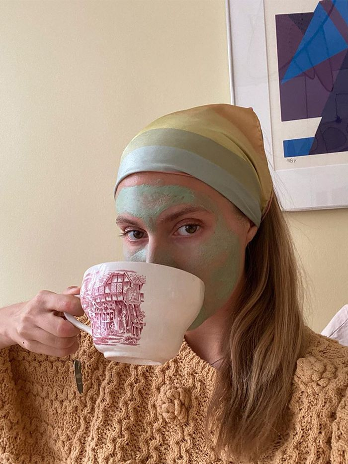 Best Face Masks For Skin Types: @annasarlvit