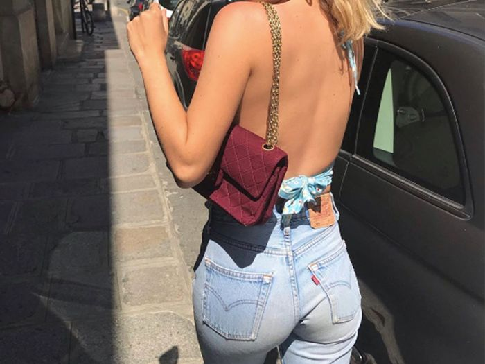 It's True—This Is the Reigning Champion of Summer Denim Trends