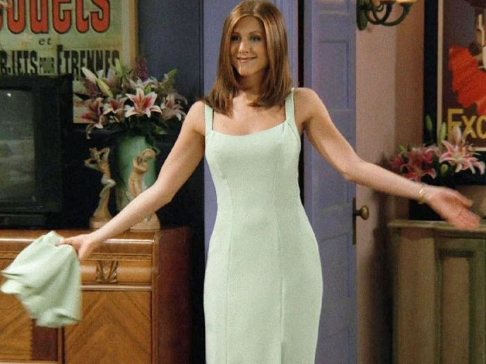 ASOS Has Created a Sage Maxi to Help You Dress Like Rachel Green This Summer