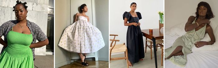 5 Pretty Dress Trends Fashion People Are Wearing Indoors