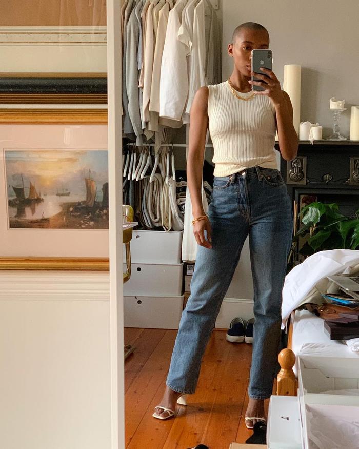 The best closet staples: tank top