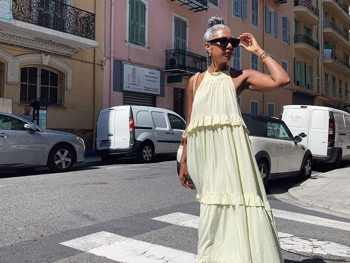 Women in Their 20s to 50s Are Wearing These Sandal Trends With Dresses