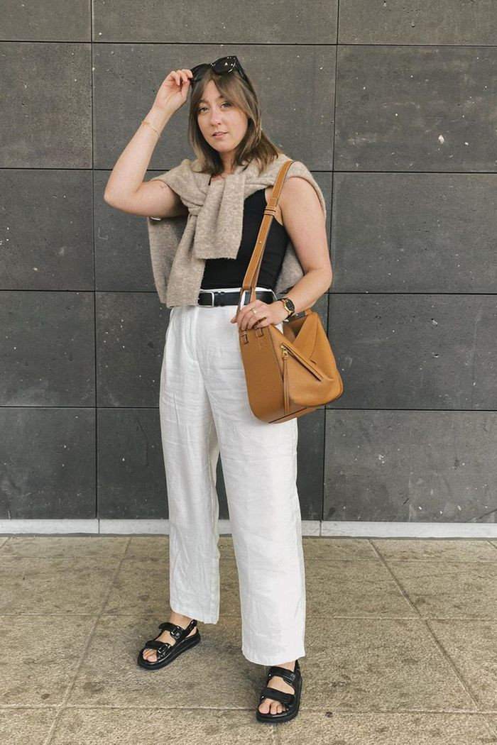 Linen outfits ideas