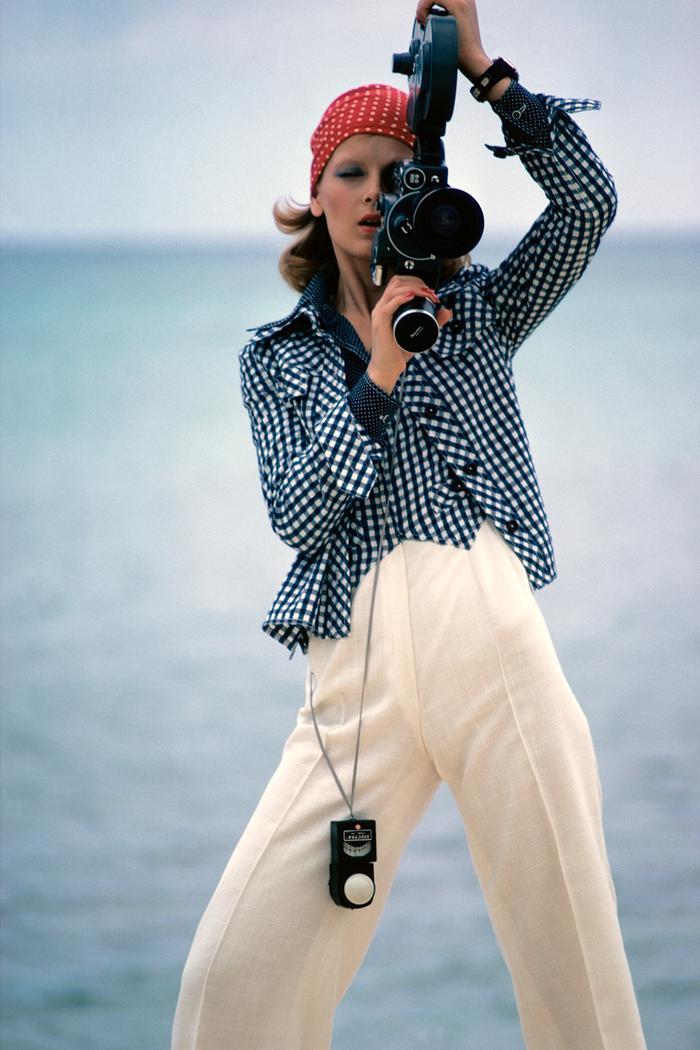 Nostalgic fashion inspiration