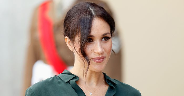 Meghan Markle Just Addressed George Floyd's Murder and the BLM Movement