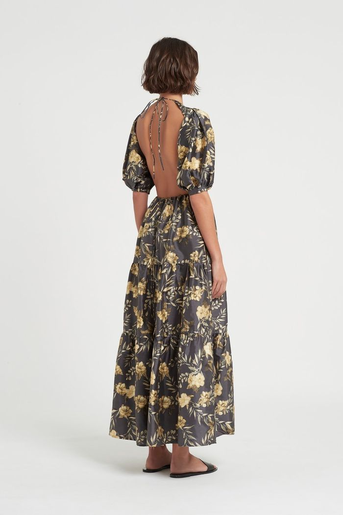 Sir the Label Carmen Midi Dress