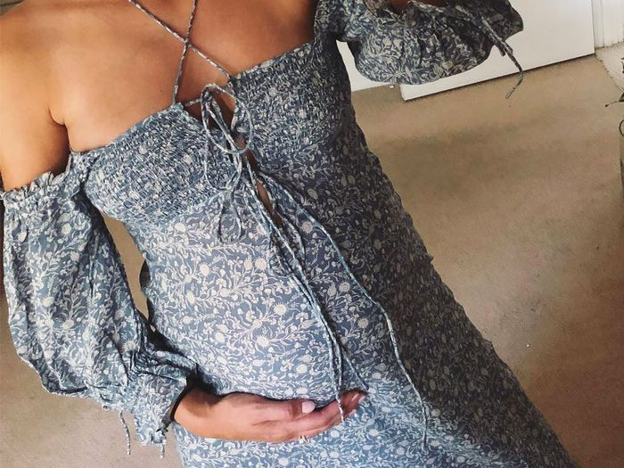 I'm a Fashion Editor and Mom—These Are the Stylish Maternity Brands I Swear By