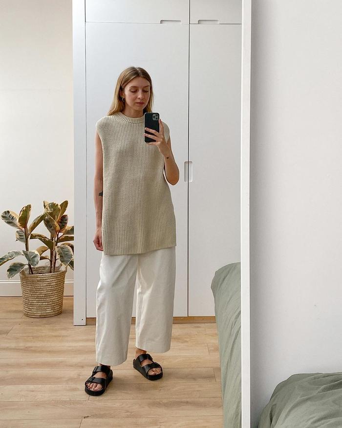 How to wear Birkenstocks in summer