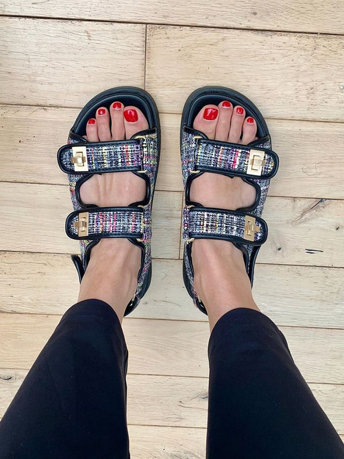 The Dune Chunky Sandals That Look So