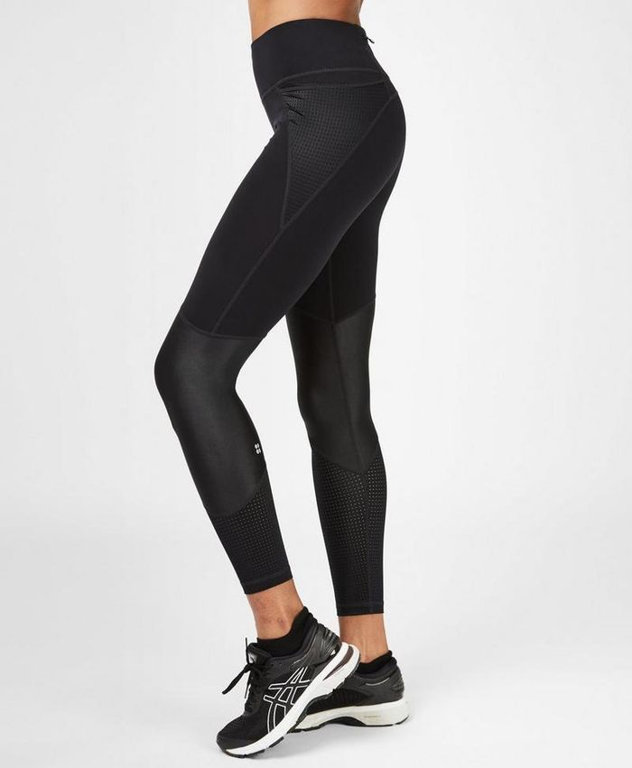 Sweaty Betty Power Mesh Workout Leggings