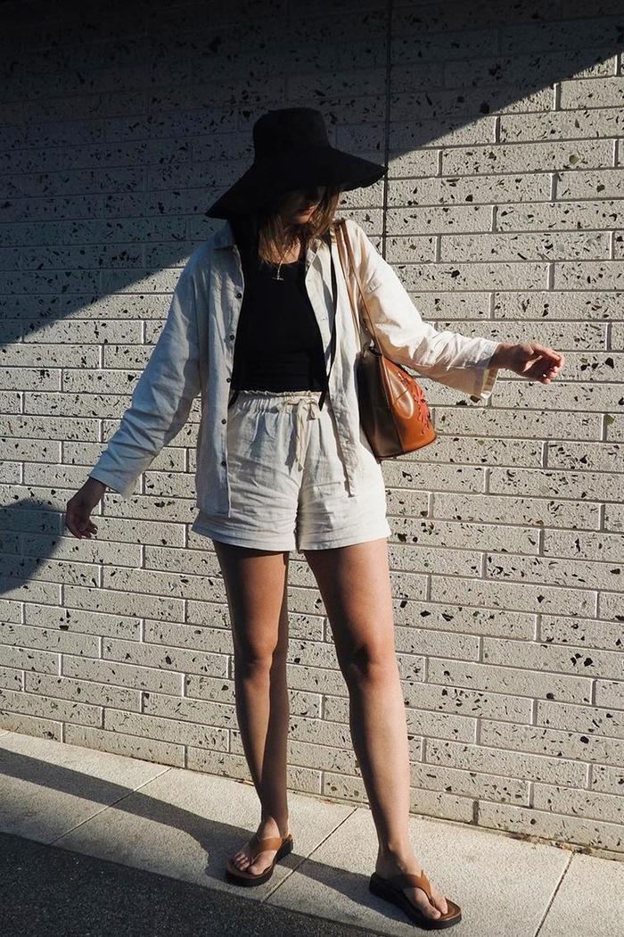 Best linen shorts