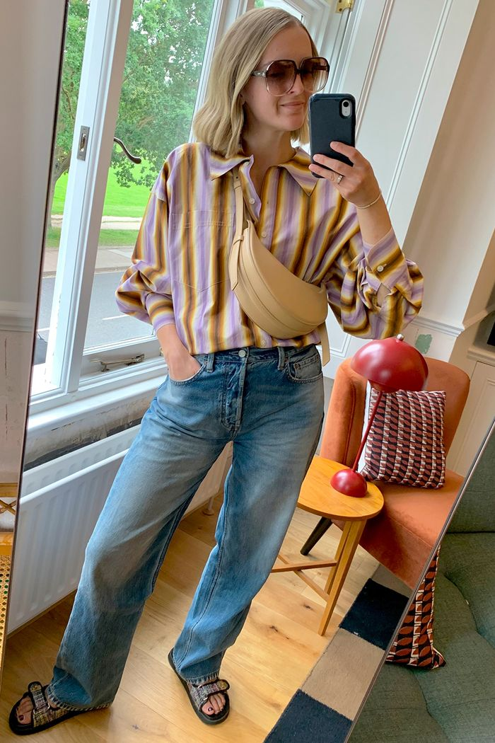 Fashion editor summer outfits