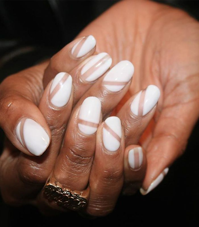 The 20 Best White Nail Polishes: Bright White