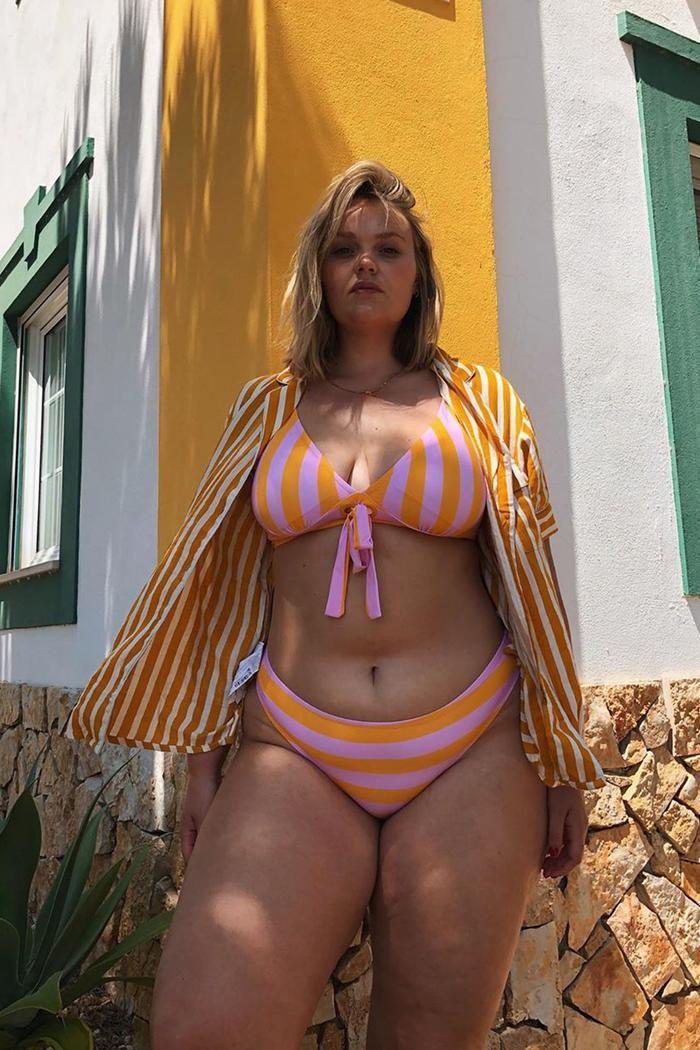 Summer swimwear outfits